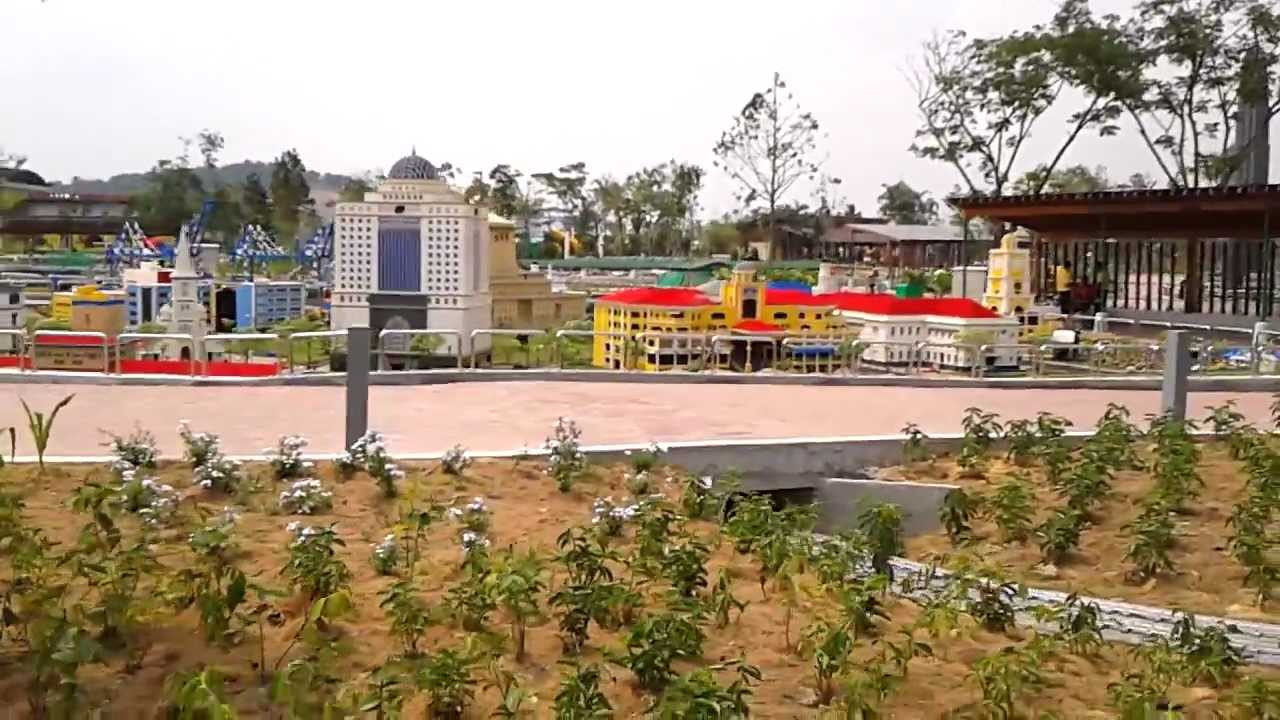 Legoland Malaysia - Pre-opening Preview. - YouTube