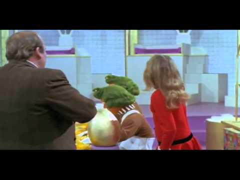 Charlie And The Chocolate Factory Egg