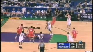 Flashback Analysis: 2003 Title: Syracuse Tops Kansas