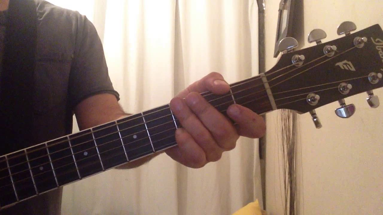 Chris Cornell Wide Awake Guitar Cover Youtube