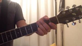 Chris Cornell - Wide Awake Guitar Cover