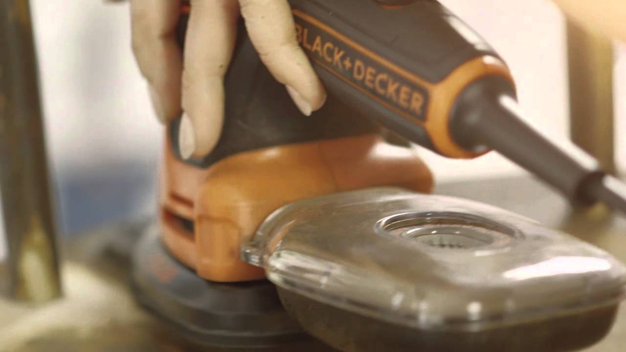 BLACK+DECKER™ BDEMS600 Mouse Detail Sander