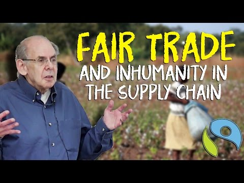 Inhumanity in the Supply Chain