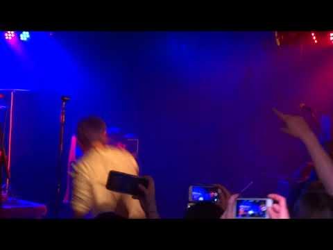 Waterparks - TANTRUM (LIVE HD - Cologne - 03/12/2018)