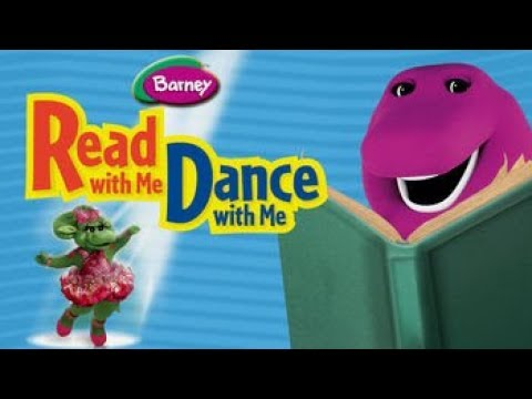 Barney: Read With Me, Dance With Me (2003)