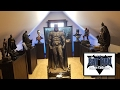Batman Statue Collection Room Featuring Prime 1 and Sideshow Collectibles ~ Update  February 2017
