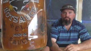 Hell Sauce - Melbourne Hot Sauce - Slosh's Sauces #66(6)