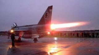 "Pure Jet Engine Afterburner Sound ""Without Music""."