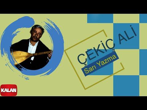 Çekiç Ali - Sarı Yazma - [ Kızılırmak © 1999 Kalan Müzik ]