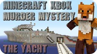 Minecraft Xbox Murder Mystery - The Yacht