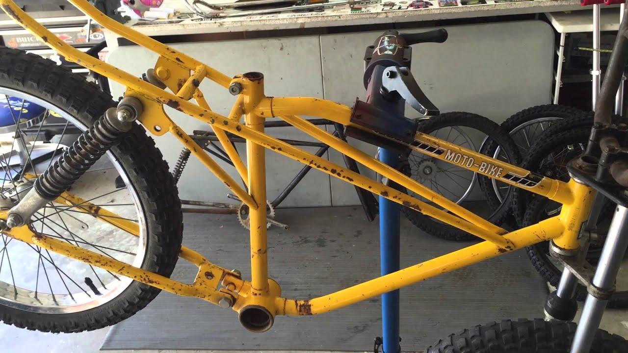 Yamaha Moto Bmx Bike
