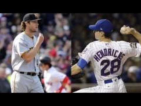 Pittsburgh Pirates vs Chicago Cubs: Full Game Highlights