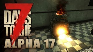7 Days to Die #021 | Eisen schmelzen | Alpha 17 Gameplay German Deutsch thumbnail
