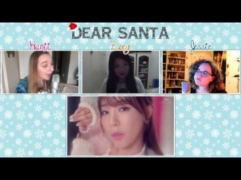 [COLLAB] TTS - Dear Santa [English Version]