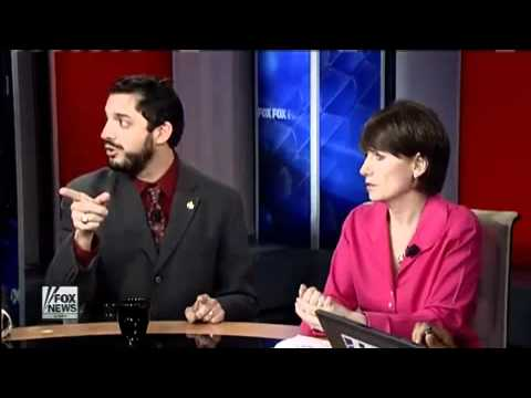 Alex McFarland & David Silverman / Fox News Panel
