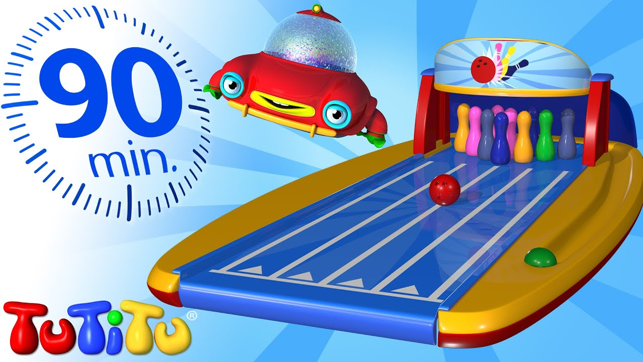 Top Childrens Toys : Bowling e altri giochi educativi speciale per