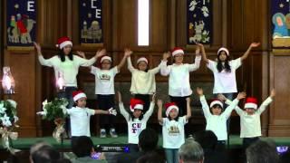 2015년 교회학교 성탄 발표회 (찬양팀)