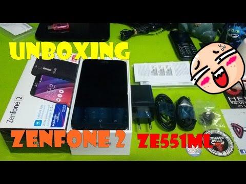 Unboxing Zenfone2 ZE551ML (TH) NJ ใช้เอง วิธีแก้ 850
