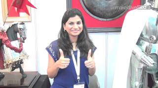 Collectors Heritage Event In Pragati Maidan | Ambiente India & Heimtextile India