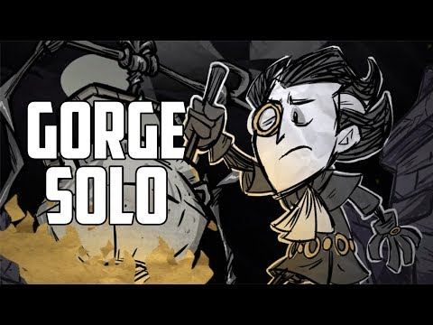 Don't Starve Together: The Gorge - Solo Victory