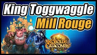 King Togwaggle Mill Rouge Deck Gameplay- Can It Work? Hearthstone