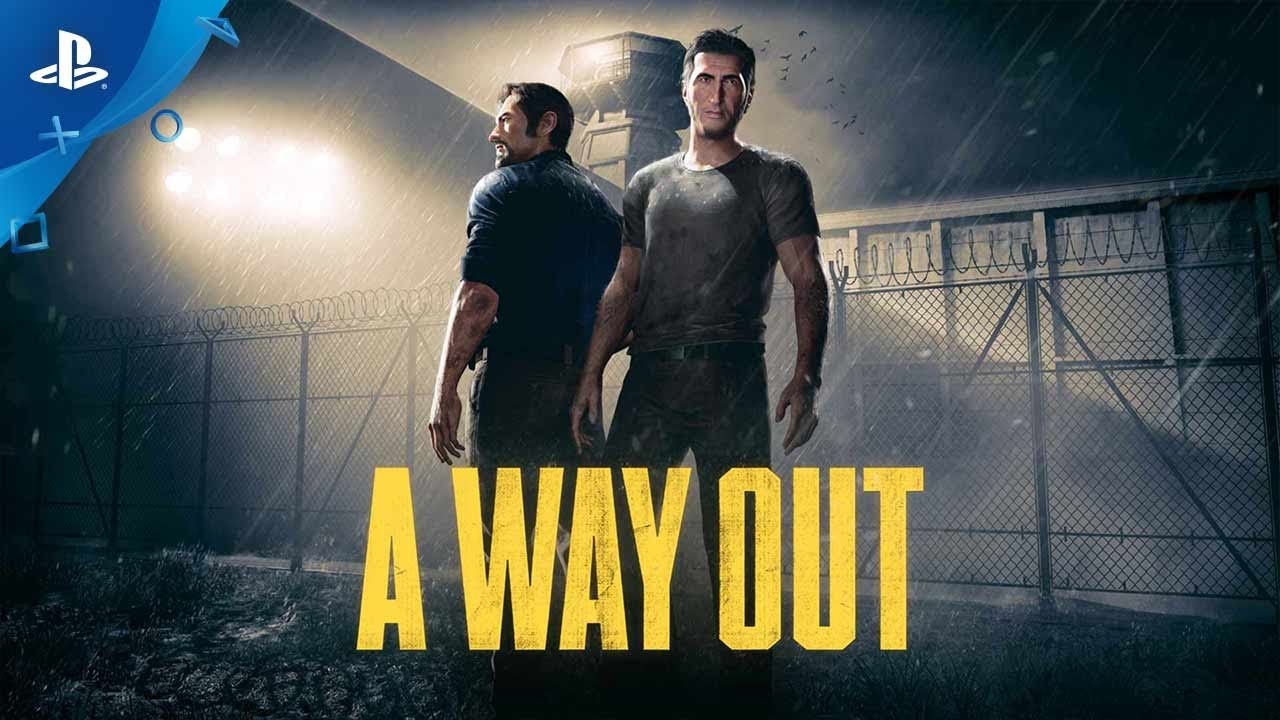 A Way Out is a co-op prison break game from Brothers: A ...
