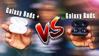 Samsung Galaxy Buds+ Might NOT Be BETTER Than The Galaxy Buds!