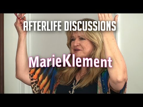 Marie Klement Spiritual Artist - Afterlife Discussions Group Brisbane