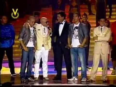 Chino & Nacho Con Franco & Oscarcito – Miss Venezuela 2009
