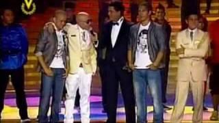 Chino & Nacho Con Franco & Oscarcito - Miss Venezuela 2009