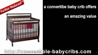 Why Choose A Convertible Baby Crib?
