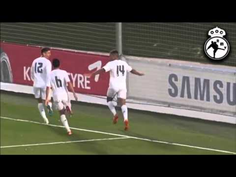 Mariano Diaz ● Real Madrid Castilla ● Goal Machine