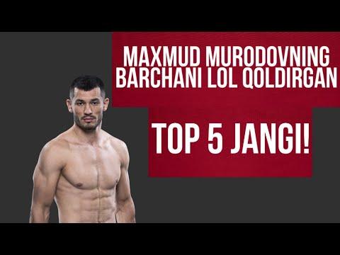 Maxmud Muradov Barchani Lol Qoldirdi Top 5 | Махмуд Мурадов всех удивил Топ 5