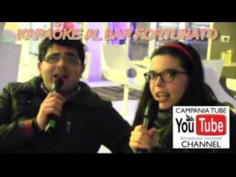 KARAOKE AL BAR FORTUNATO 4 DICEMBRE 2012 1.mp4