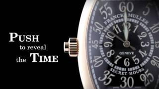 Franck Muller - Secret Hours
