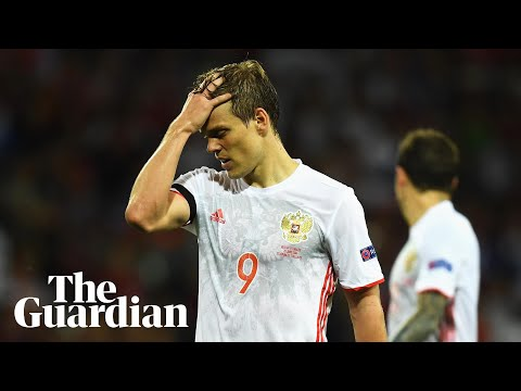 How Russia became lowest ranked team at the 2018 World Cup
