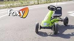 Polkuauto Exit Foxy Pedal - täydellinen menopeli lapsille edullisesti