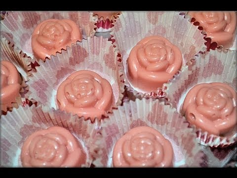 ♥ DIY VALENTINE\'S DAY GIFT: CARAMEL CHOCOLATE CANDY ...
