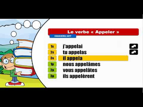 The French conjugation summer camp #Appeler = Indicatif Passé Simple - FRENCH FROM BEGINNERS TO ADVANCED  - SST6fTf1iwo -