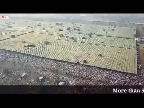 AURANGABAD IJTEMA KHUBSURAT NAAT 2018 1 crore peoples