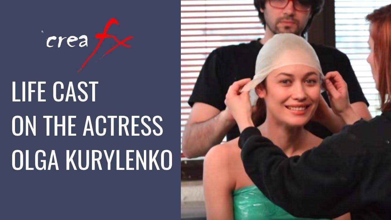 life cast of the actress olga kurylenko crea fx youtube