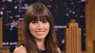 Jessica Biel Calls Son Silas a 'Mini-Justin' Timberlake and Loses Charades on Her Husband's Hit S…
