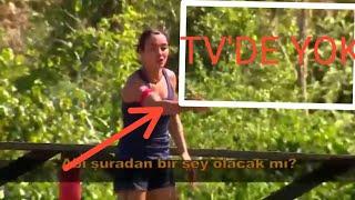 (TV'DE YOK) Survivor Sabriye ve Esat komik Dialoglar