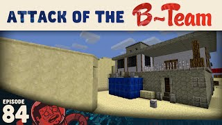 minecraft what a dump attack of the b team e84