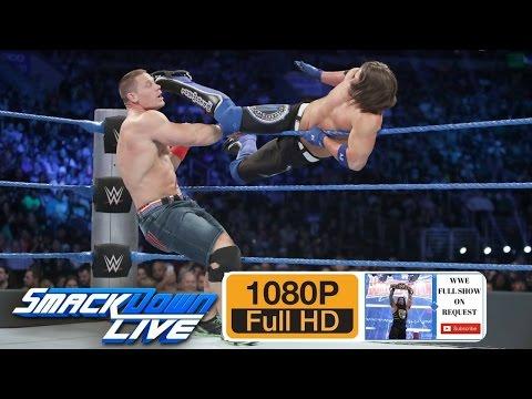 WWE Smackdown 1/3/2017 Highlights - WWE Smackdown 3 January 2017 Highlights HD