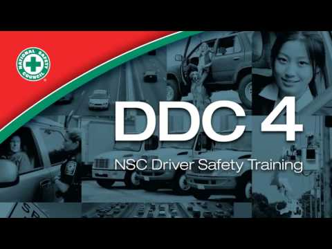 Defensive Driving 4-hour Course Demo