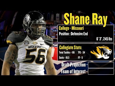 2015 NFL Draft Profile: Shane Ray - Strengths and Weaknesses + Projection!