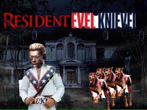 Resident Evel Knievel