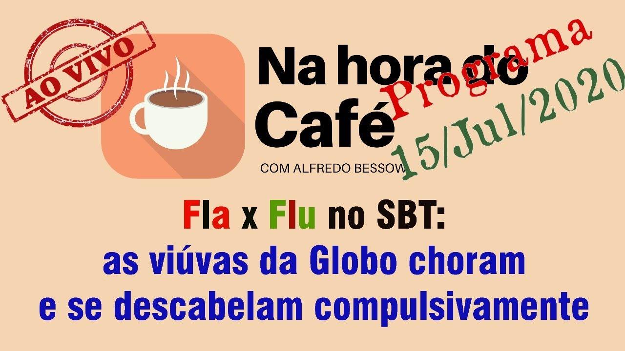 Na hora do café - Quem odeia a liberdade deve SIM odiar Bolsonaro