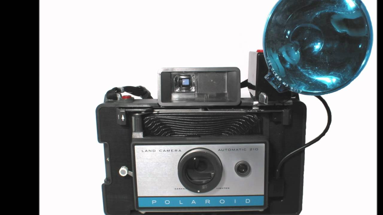 Polaroid Automatik Land Kamera 210 Analoge Fotografie